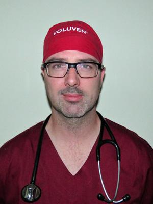 Dr Scott Bannan